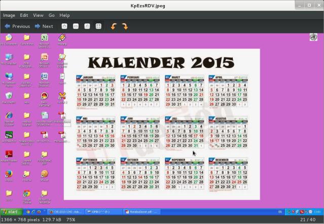 Hasil Screenshot